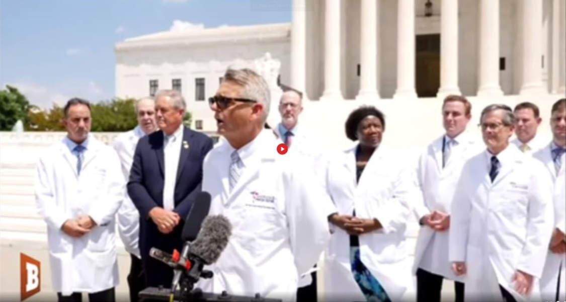 Doctors address covid misinformation