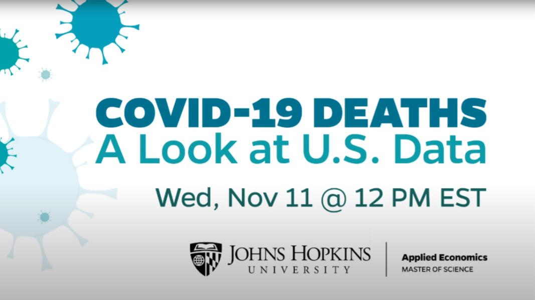 Johns Hopkins US Covid 19 Deaths