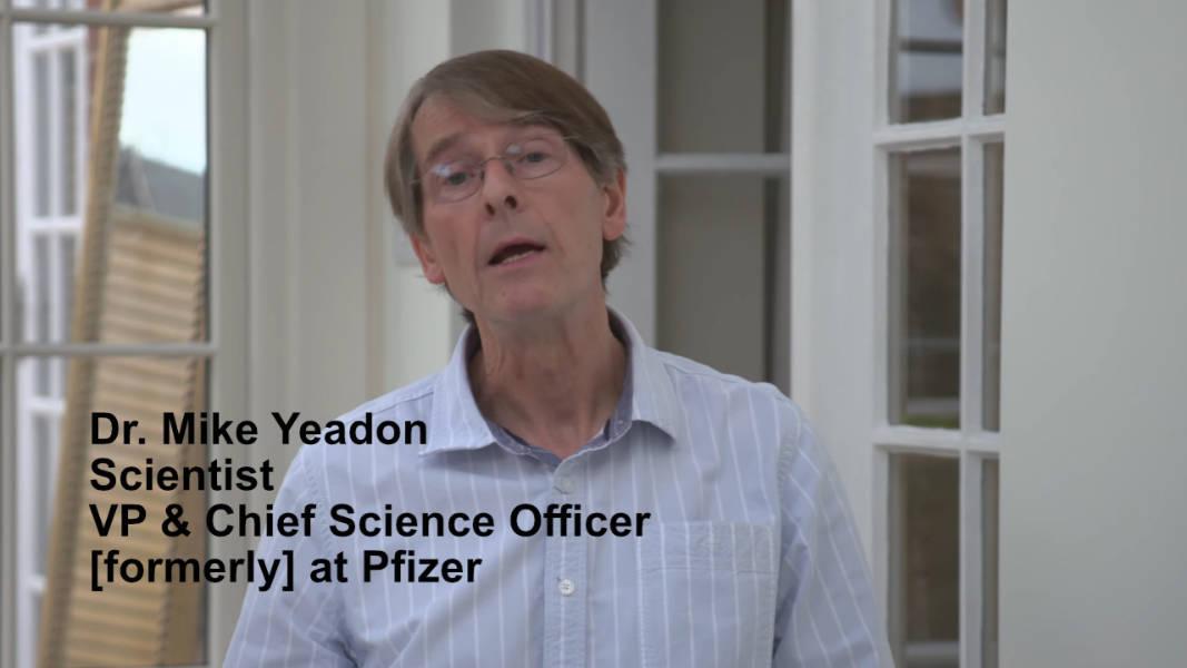 Warning from former Pfizer scientist